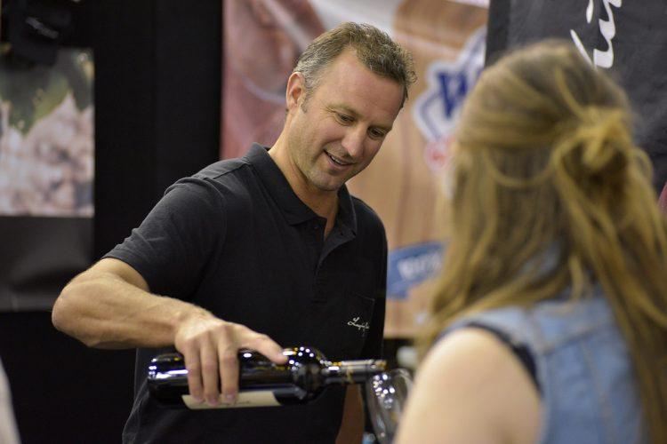 Shawn Kalleske Wine Tasting